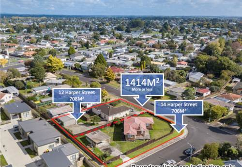 Papakura, Wow! Combined 1416M2(more or less) Land on Corner Site!, Property ID: 811475 | Barfoot & Thompson