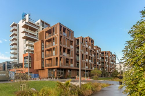 City Centre, Wynyard Quarter, Property ID: 37002591 | Barfoot & Thompson