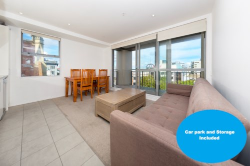 City Centre, Two Bedrooms in Chatcham Apartments with Car Park and Storage, Property ID: 39001731 | Barfoot & Thompson