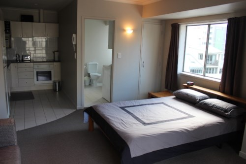 City Centre, STUDIO APARTMENT IN TOWER HILL, Property ID: 39001803 | Barfoot & Thompson