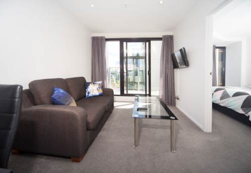 City Centre, One bedroom & 1 flexi room in Queens Residence , Property ID: 39002005 | Barfoot & Thompson