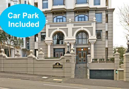 City Centre, One bedroom with Car Park., Property ID: 39002028 | Barfoot & Thompson