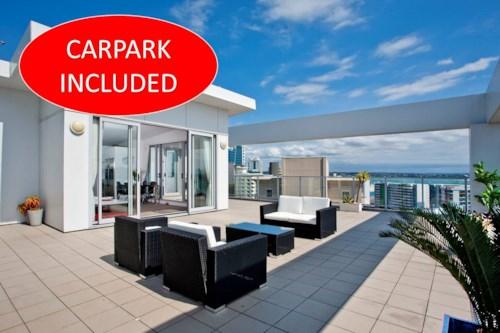 City Centre, Unique Penthouse with Amazing views + Carpark, Property ID: 39002137 | Barfoot & Thompson