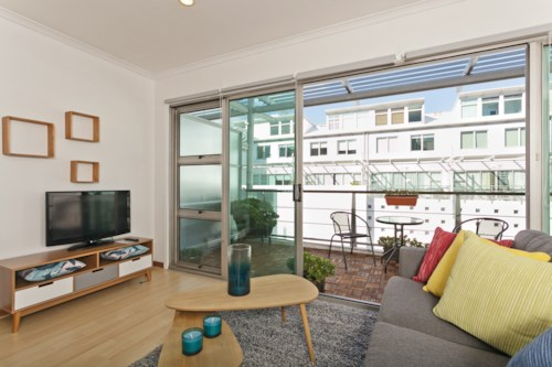 City Centre, PRINCES WHARF, Shed 23 - Beautifully fully furnished one bedroom *WATER INCL*, Property ID: 39002177 | Barfoot & Thompson