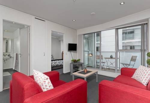 City Centre, Furnished 2 brms + Carpark in Federal Apartments  *HOT & COLD WATER INCL*, Property ID: 39002229 | Barfoot & Thompson