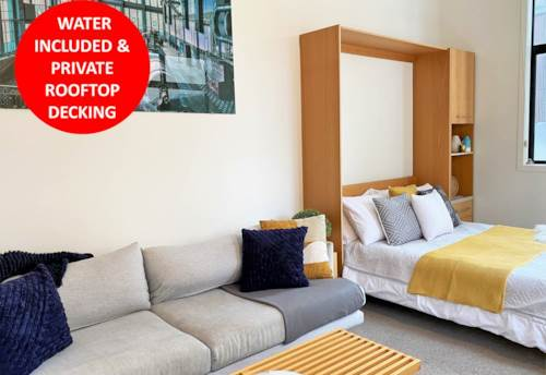 City Centre, Well Presented Penthouse Apartment with OUTDOOR DECK, Property ID: 39002233 | Barfoot & Thompson