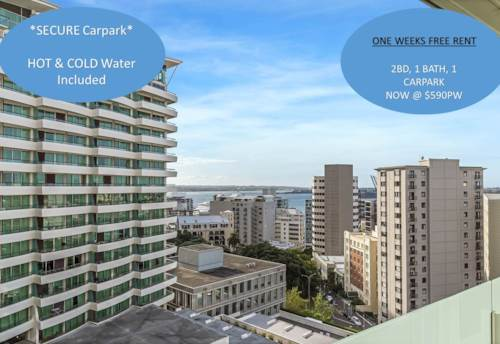 City Centre, Nice 2 bedroom + Carpark in Waterloo Quadrant **HOT & COLD WATER INCLUDED**, Property ID: 39002297 | Barfoot & Thompson