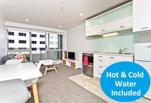 City Centre, Furnished Two Bedroom  ***Hot & Cold Water Included***, Property ID: 39003320 | Barfoot & Thompson
