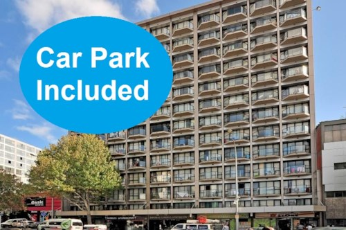 City Centre, Two Bedroom With Car Park on Hobson Street, Property ID: 39003347 | Barfoot & Thompson