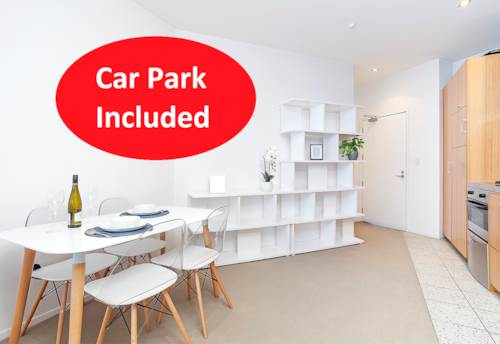 City Centre, Large One Bedroom with Car Park, Property ID: 39003431 | Barfoot & Thompson