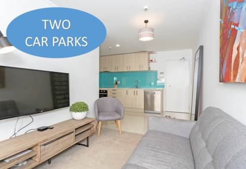 City Centre, Two Bedrooms and Two Car Parks, Property ID: 39003500 | Barfoot & Thompson