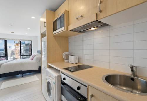City Centre, Emily Studio - Heart of the City with Car Park, Property ID: 39003510 | Barfoot & Thompson