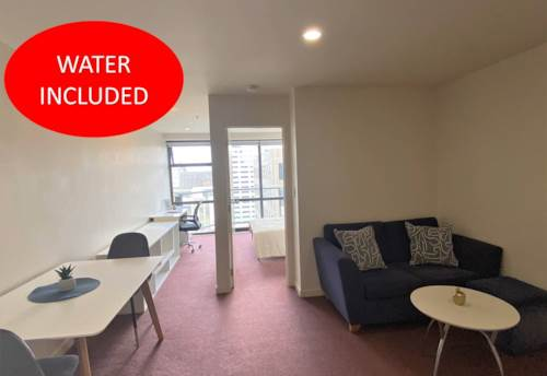 City Centre, FURNISHED ONE BEDROOM ON LEVEL 22 + INCL COLD WATER   ***PERIODIC***, Property ID: 39003580 | Barfoot & Thompson
