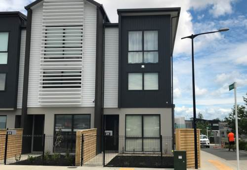 Hobsonville, Brand New Town House, Property ID: 42000703 | Barfoot & Thompson