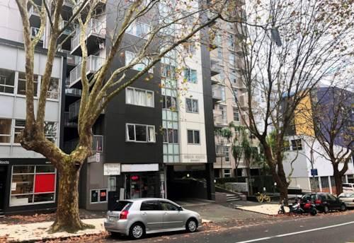 City Centre, Balcony Apartment Studio, Property ID: 42000774   Barfoot & Thompson