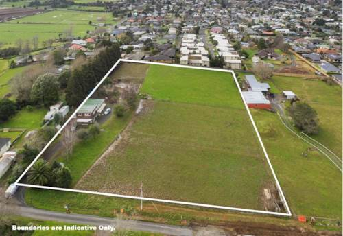 Pukekohe, HOUSE WITH LAND , Property ID: 46001470 | Barfoot & Thompson