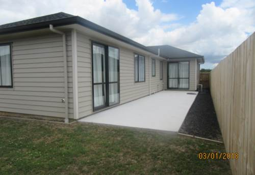 Pukekohe, BRAND NEW HOME - BELMONT SUBDIVISION, Property ID: 46001507 | Barfoot & Thompson