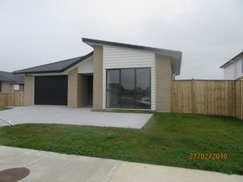 Pukekohe, NEAR NEW 4BRM HOME IN NEW SUBDIVISION , Property ID: 46002670   Barfoot & Thompson