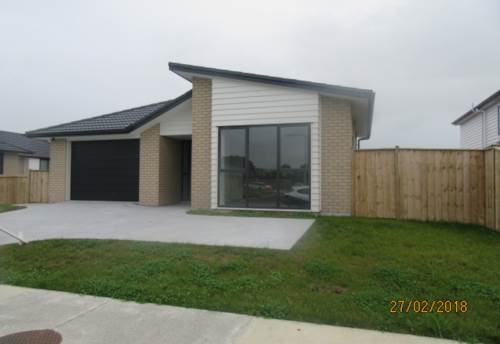 Pukekohe, BRAND NEW 4BRM HOME IN NEW SUBDIVISION , Property ID: 46002670 | Barfoot & Thompson