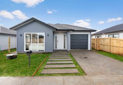 Pukekohe, Brand new family home, Property ID: 46004436 | Barfoot & Thompson