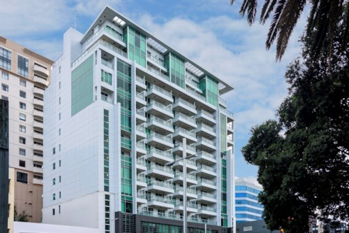 City Centre, Apartment living with harbour view, Property ID: 50003164 | Barfoot & Thompson
