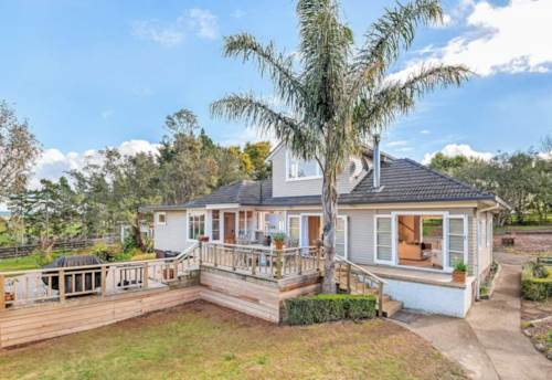 Waiuku, Perfect home in the country side!, Property ID: 85002066   Barfoot & Thompson