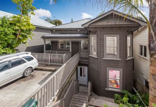 Freemans Bay, Immaculate Downstairs garden conversion., Property ID: 37001039   Barfoot & Thompson