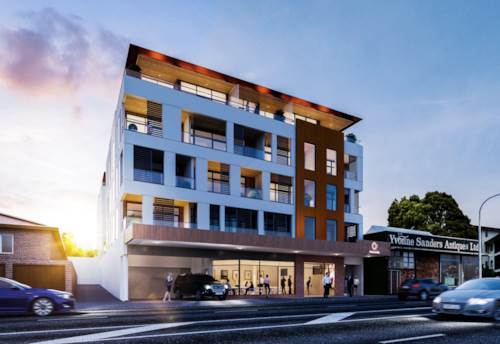 Epsom, Luxurious Apartments in the heart of Epsom Central, Property ID: 598826 | Barfoot & Thompson